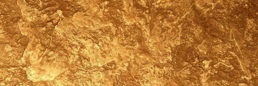 золотая штукатурка