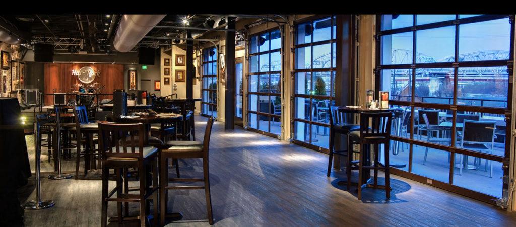 Этот стиль создан для рок-кафе!