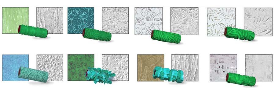 инструмент для нанесения декоративной краски